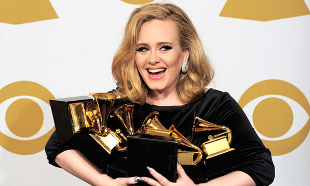 2012AdeleGrammyAwards04PA130212