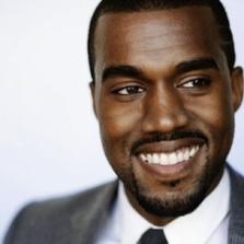 kanye west smile