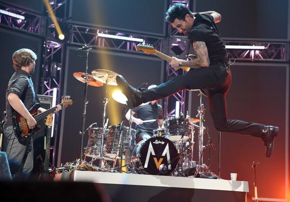 Adam+Levine+GRAMMY+Nominations+Concert+Live+t6V62FanES4l